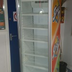 Large Shop Drinks Fridge